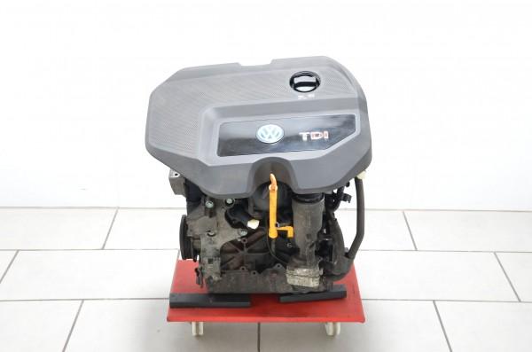 Motor Gebrauchtmotor 1.9 TDI 101 PS AXR VW Polo 9N 9N2 Engine 126 tkm