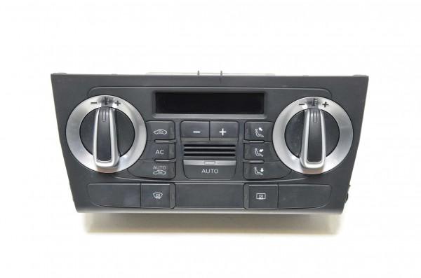 Klimabedienteil Climatronic Bedienteil Heizung Audi A3 S3 RS3 8P 8P0820043BK
