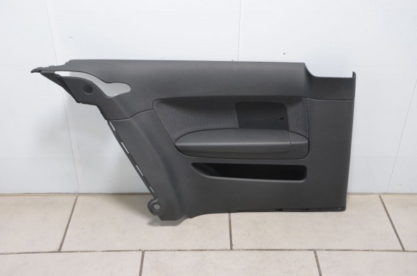 Seitenverkleidung Türverkleidung links Audi A3 Coupe 8P Soul schwarz N7A/MB
