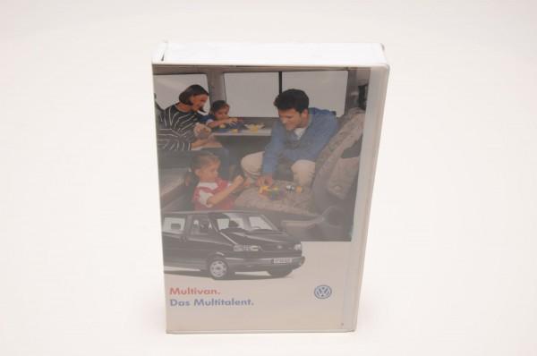 Video: VW Multivan. Das Multitalent.
