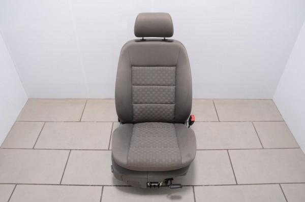 Sitz original Beifahrersitz rechts Stoff Duellstruktur Audi A6 4B Swing N4J/MX