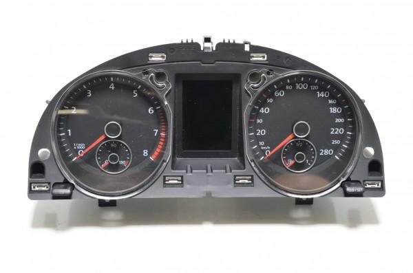 Tacho Kombiinstrument Multifunktionsanzeige VW Passat CC 357 Benziner 3C8920870