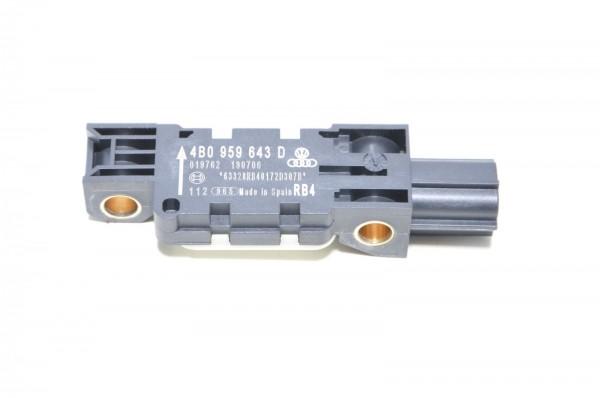 Crashsensor Seitenairbag Sensor Airbag Audi A3 S3 RS3 A8 S8 R8 4B0959643D