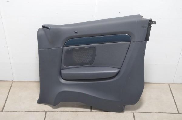 Seitenverkleidung Türverkleidung rechts Leder Audi A4 S4 Cabrio 8H blau N5T/LJ