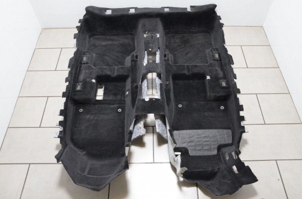 Innenraumteppich Autoteppich Teppich VW Passat 362 365 schwarz 3AB863368A