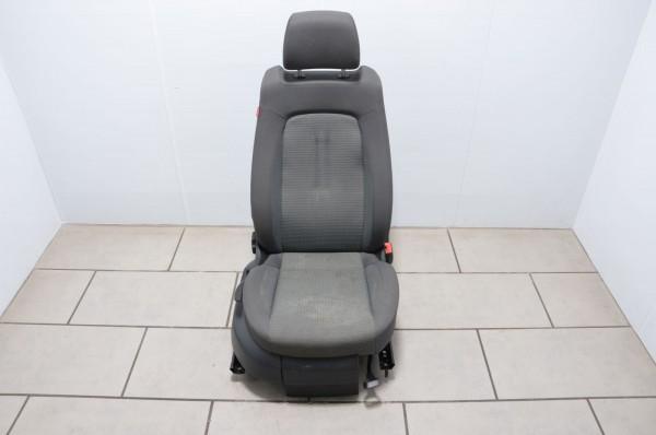 Seat Altea Toledo 5P Beifahrersitz Sitz Beifahrerseite Stoff grau kometengrau DD