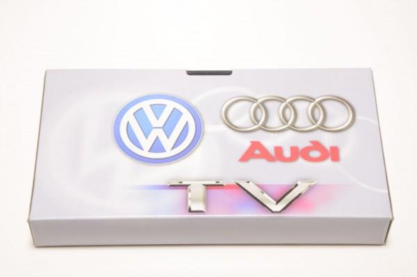VW / Audi TV Nr. 75 Der Audi A8 und seine Wettbewerber ´99