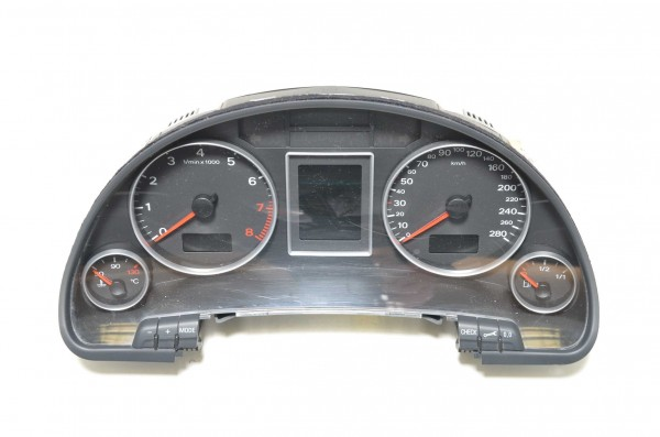 Kombiinstrument Tacho 2.0 TFSI 3.2 FSI Tachometer Audi A4 8E B7 8E0920901E