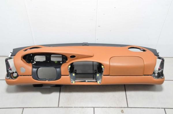 Armaturenbrett Schalttafel Porsche 911 996 GT3 Boxster 986 braun 99655208104