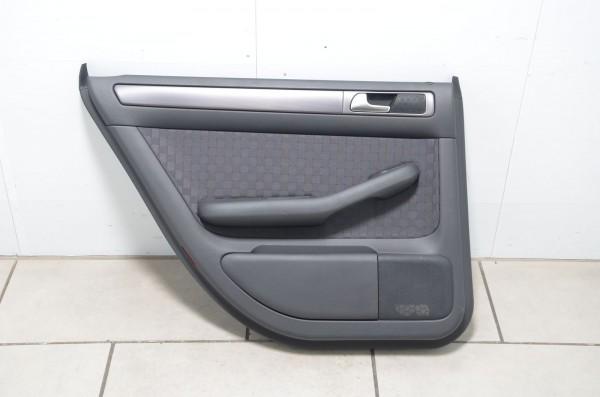 Türverkleidungen Türpappe hinten links Fahrerseite Audi A6 4B soul N4J / MB