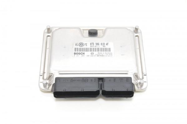 Motorsteuergerät Steuergerät Motor 4.0 275 PS BDN VW Passat 3BG W8 07D906018AF