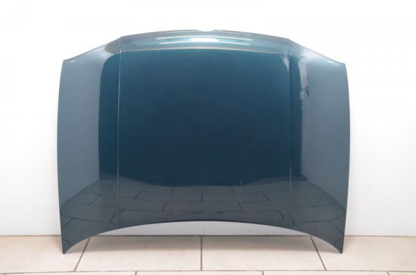 Motorhaube Fronthaube Haube Frontklappe VW Golf 4 1J grün LC6X