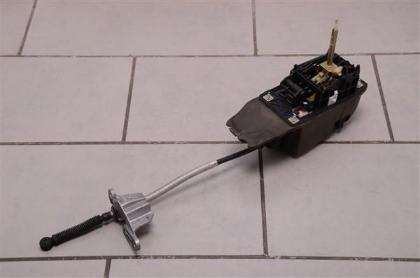 Schaltblock Schaltgestänge Automatik Multitronic Audi A6 4B 4B0713041AB