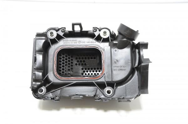 Druckdämpfung Kompressor 1.4 TSI Audi A1 Seat Ibiza VW Golf Passat 03C145650C