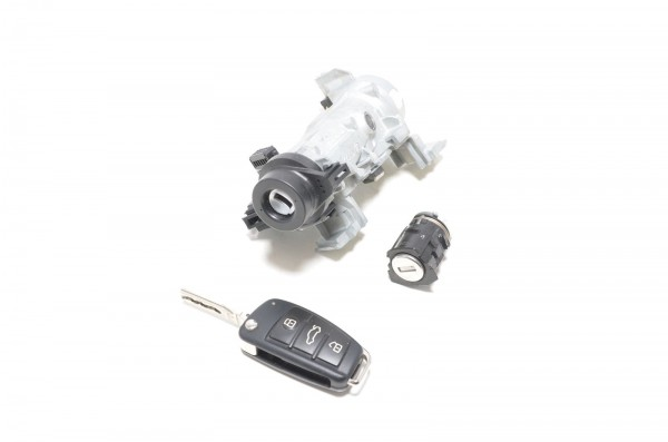 Schlosssatz Zündschloss Automatik Funkfernbedienung Audi A3 S3 RS3 8P 1K0905851B