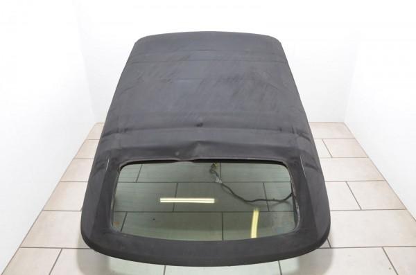 Verdeck Cabrioverdeck original Stoff Dach Audi A4 S4 Cabrio 8H B6 B7 schwarz