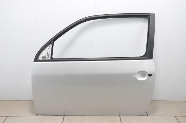 Tür Autotür links Fahrertür 3L TDI GTI FSI VW Lupo 6X 3L Silber LR7X