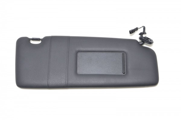 Sonnenblende Sonnenschutz rechts Soul schwarz Audi A4 Cabrio 8H B6 8H0857552C