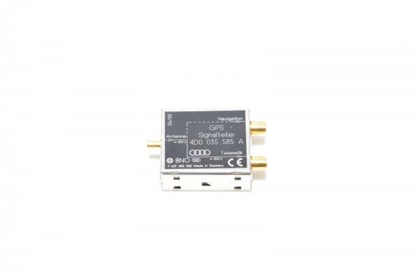 Audi A6 S6 RS6 4B incl. allroad Antennenweiche GPS Signalteiler 4D0035585A