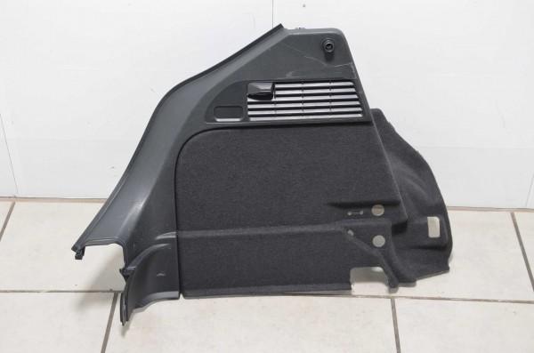 Kofferraumverkleidung links Kofferraum Audi A1 Coupe 8X schwarz 8X3867761