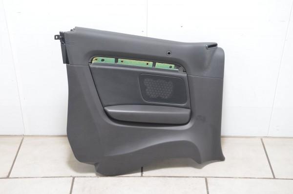 Seitenverkleidung Verkleidung links Leder Audi A4 S4 Cabrio 8H B7 schwarz N5T/QE