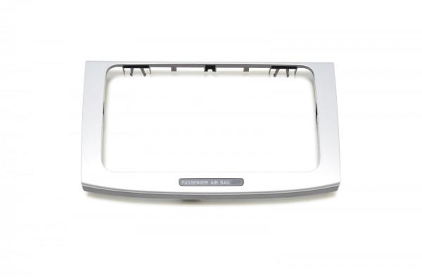 Blende Dekorblende Mittelkonsole VW Passat 3C mattchrom 3C0858069AC