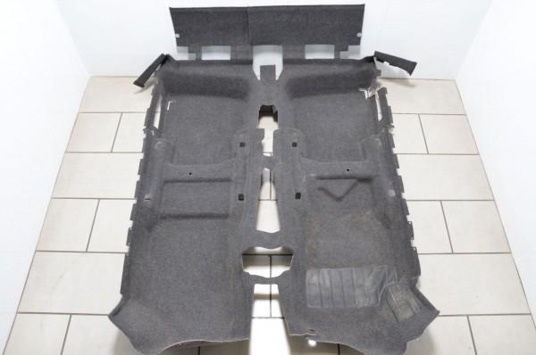 Innenraumteppich Teppich Bodenbelag Skoda Roomster Praktik 5J braun 6Q7863367M