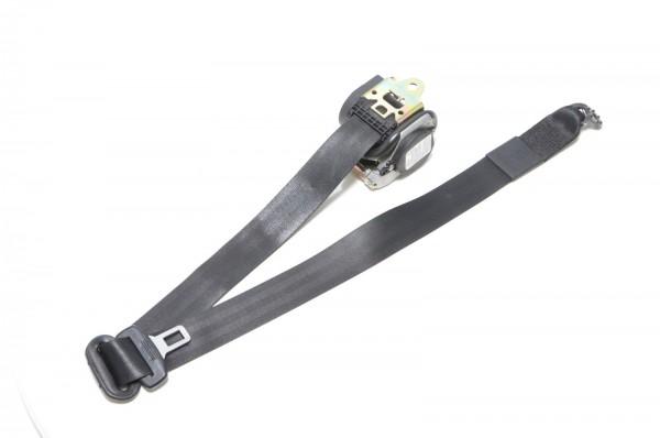 Sicherheitsgurt Gurt Anschnallgurt vorne links Audi A6 S6 4B schwarz 4B0857705A