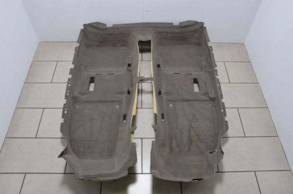 Innenraumteppich Teppich Autoteppich Audi A4 S4 8E B6 Swing grau 8E1863021A