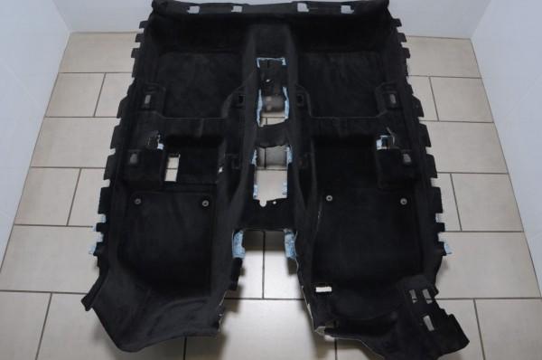Innenraumteppich Teppich Bodenbelag VW Passat Variant 3C schwarz 3C1863368K