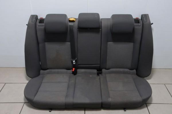 Rücksitzbank Rücksitz Rückbank Sitz Stoff VW Golf 5 Variant 1K anthrazit HQ