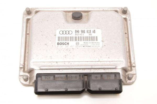 Motorsteuergerät Steuergerät Motor 1.8T AJQ Audi TT 8N 8N0906018AB