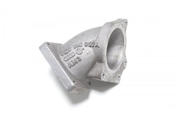 Ansaugrohr Verbindungsrohr Drosselklappe 3.0 TDI Audi A4 8E B6 B7 8E0145997A