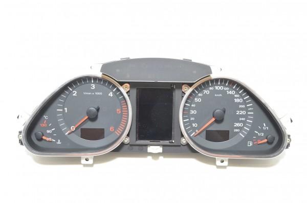 Kombiinstrument Tachometer Diesel Tacho Multifunktion Audi A6 4F 4F0920900S