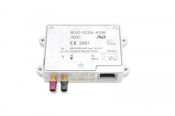 Verstärker Telefon Compenser Audi A1 A3 A4 A5 A6 A7 A8 Q3 Q5 Q7 8J0035456