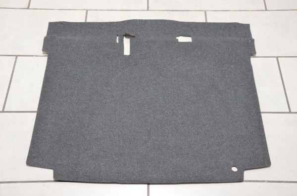 VW Polo 6R Kofferraumteppich Kofferraumboden Teppich anthrazit 6R6863463D