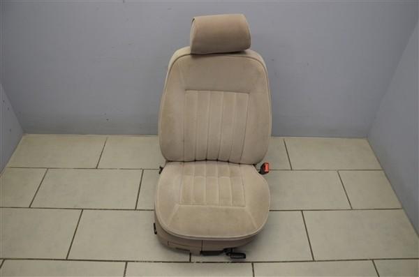 Sitz original Beifahrersitz Sitzheizung Feinvelours Audi A6 4B Velours Melange