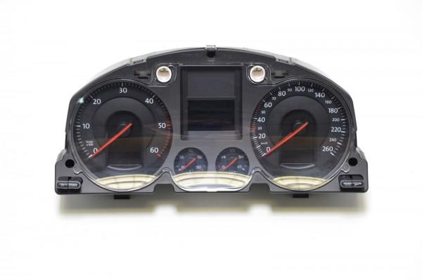 VW Passat 3C 1.9 2.0 TDI 07-08 Tacho Kombiinstrument MFA 3C0920860N