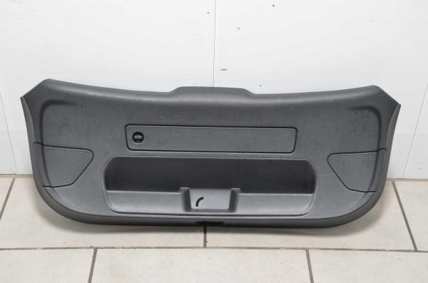 Heckklappenverkleidung Verkleidung Kofferraum Audi A1 Coupe 8X schwarz 8X3867979