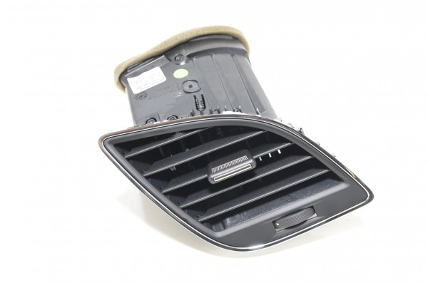 Lüftungsdüse Luftdüse Lüftungsgitter rechts schwarz Seat Leon 5F 5F1820902F