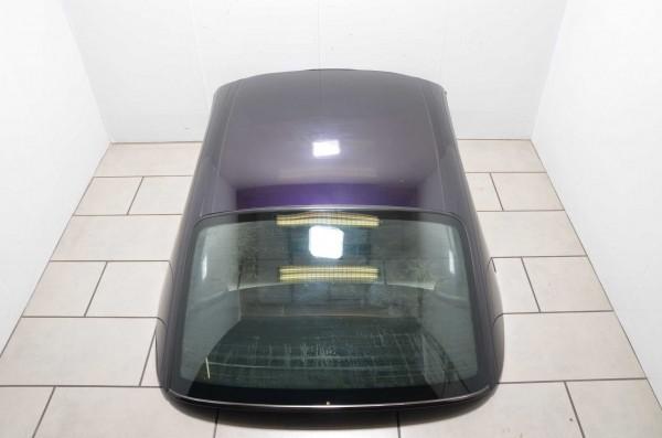 Hardtop Dach original Porsche 911 Cabrio 996 997 violett L3AE 99656391100