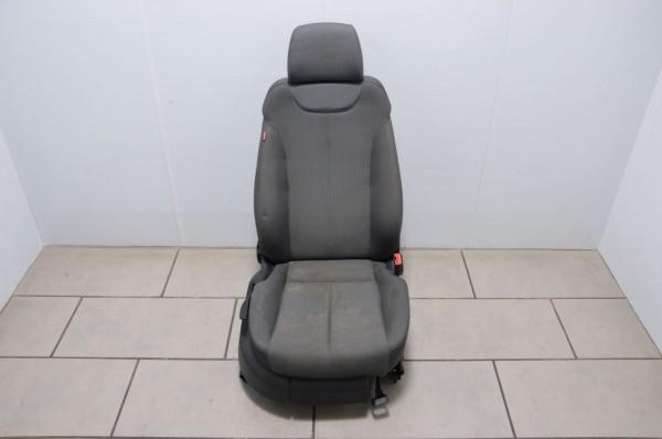 Sitz Beifahrersitz Sitz Beifahrerseite Stoff Seat Leon 1P uranograu BF