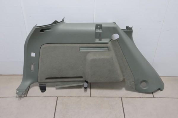 Kofferraumverkleidung Seitenverkleidung links VW Touareg 7L grün 7L6867037AM