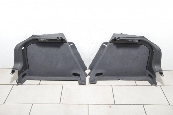 Kofferraumverkleidungen Verkleidung Set Audi A3 Coupe 8P 8P3863879AF 8P3863880AQ