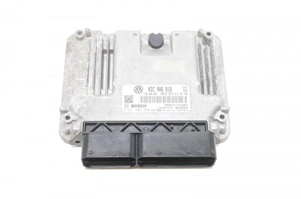 Motorsteuergerät Steuergerät 1.4 TSI 122 PS CAXA VW Golf 6 Scirocco 13 03C906016