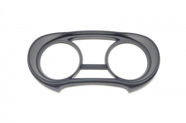 Dekorblende Blende Tacho Tachoblende Seat Ibiza 6J Facelift schwarz 6J0857059C