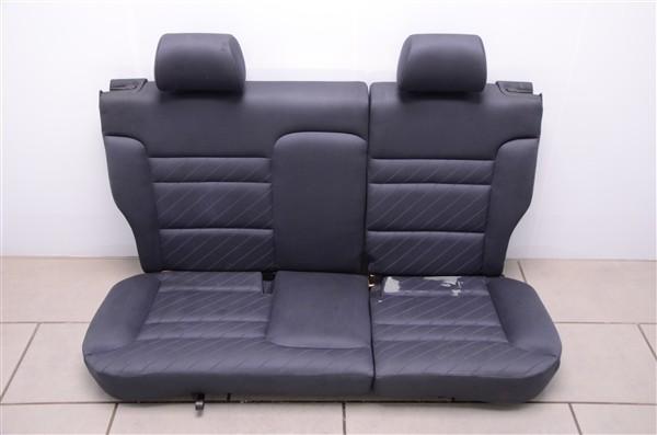 Rücksitzbank Rückbank Sitzbank Satin Audi A3 Limosuine 8L Maritimblau