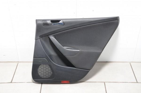 Türverkleidung Türpappe hinten rechts VW Passat Variant 3C schwarz UP 3C9867212S