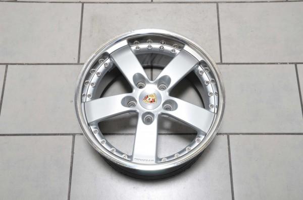 Alufelge Felge 10x18 ET45 Rinspeed 1198-FW9 36180 120 Porsche 911 996