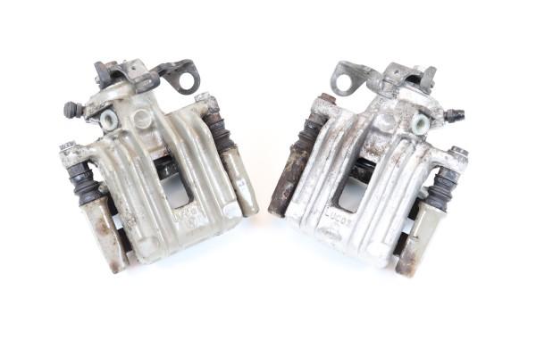 Bremssattel Set Bremszange hinten Audi TT 8N Bremssättel Hinterachse 232x9 mm